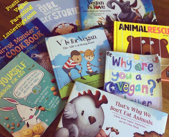 vegan kids books littlevbigv