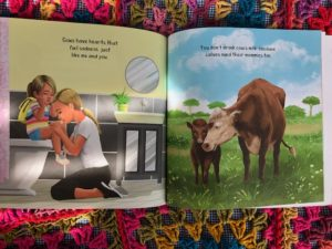 super vegan kids book